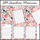 2019 Teacher Planner 3