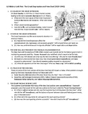 2019 USHistory STAAR EOC Unit 5 Objectives and TopTestedTo