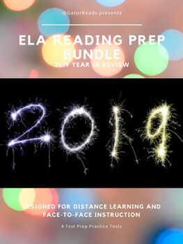 2019 Year in Review FSA/CCSS ELA Reading Practice text Sets