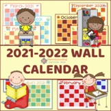 2021-2022 Calendar - UPDATED YEARLY