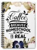 2020 & 2021 Homeschool Diary quote A5 One week to page teacher planner