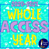2020-2021 WHOLE YEAR ACCESS for Dressed In Sheets