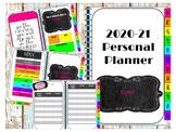 2020-21 Digital Teacher Planner