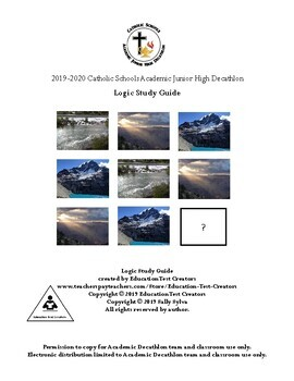 2020 AJHD Logic Test Study Guide by Education Test ...