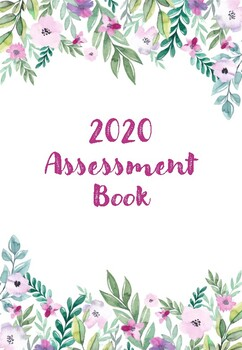 2020 Assessment Book