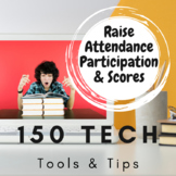 Technology 150 Tools & Tips Distance Learning Raise Attend
