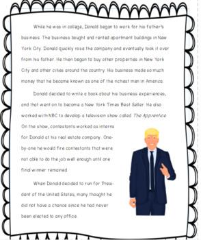 2020 Candidate Profile: Donald Trump
