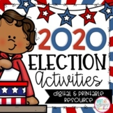2020 Election Activities Digital and Printable