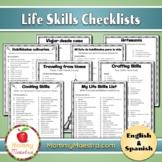 2020 Life Skills Lists (Bilingual Version)