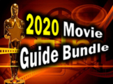 2020 Movie Guide Bundle with Extra Activities - 9 Great Movies!