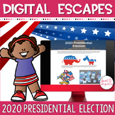 PRESIDENTIAL ELECTION 2020 ACTIVITIES | DIGITAL ESCAPE ROO