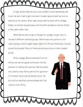 2020 Presidential Candidate Profile: Bernie Sanders