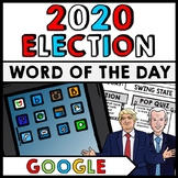 2020 Presidential Election - Donald Trump - Joe Biden - Vocabulary - GOOGLE
