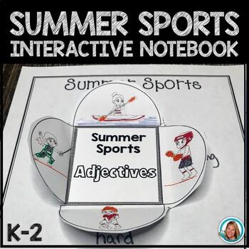 2020 Summer Olympics Sports INTERACTIVE NOTEBOOK