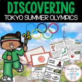 2021 Summer Olympics: Tokyo, Japan Research Unit with PowerPoint