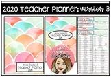 2020 Teacher Planner Version 3