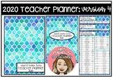2020 Teacher Planner Version 4