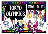 Tokyo Olympics Medal Tally