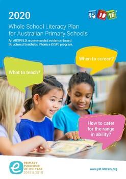 2020 Whole School Literacy Strategy for Australian Primary Schools