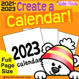2021 Calendar Parent Christmas Gifts for Parents {Calendar