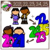 2021, 22, 23, 24, 25