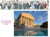 2021 Cases United States Supreme Court Constitution LAW Pr