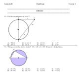 2021 Honors Geometry Final Exam -- Examview test bank version