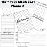 2021 Mega Planner