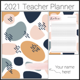 2021 Teacher Planner