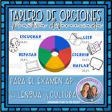 No Prep AP Spanish Practice Reading Writing Speaking Liste