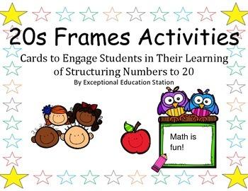 20s Frame Activities