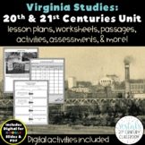 20th & 21st Centuries: Virginia Studies VS.9 {Digital & PDF Included}