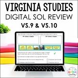 20th & 21st Century Virginia Google Drive Review (VS.9 & VS.10)