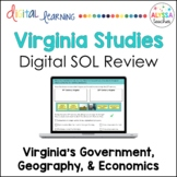 20th & 21st Century Virginia Google Drive Review (VS.9 & VS.10)