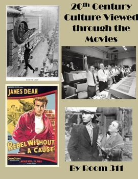 20th Century Culture as Viewed Through the Movies