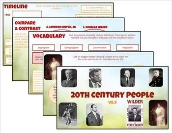 20th Century People VS.9
