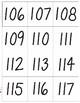 21-120 Numbers Memory