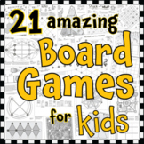21 Amazing Board Games for Kids