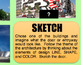 21 Art Starters (Bell Ringers) Sketchbook Assignments SUB PLANS