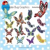 21 Beautiful Butterflies