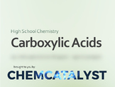 21. Carboxylic Acids - High School Chemistry