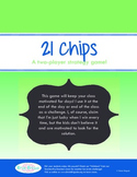 21 Chips | Beginning of the Year Classroom Activity