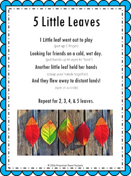 21 Counting Rhymes for Kids