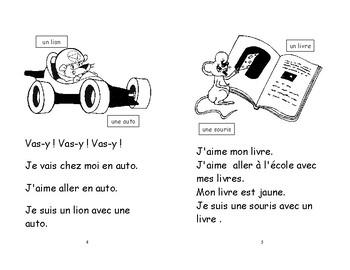 21) Des animaux amusants -avec - livret de lecture ENFANT C1 Mat. et 1ère