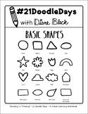 21 Doodle Days - Lesson 01: Basic Shapes