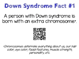 21 Down Syndrome Facts with QR Codes for Down Syndrome Awareness