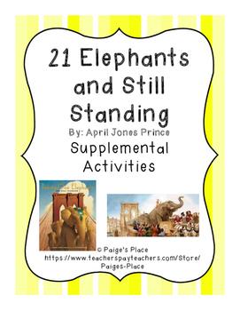 21 Elephants and Still Standing Supplemental Activities
