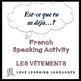 21 French Find Someone Who Activities BUNDLE: Est-ce que tu as déjà?
