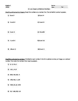 2.1 Homework