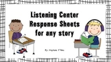 21 Listening Station Response Sheets